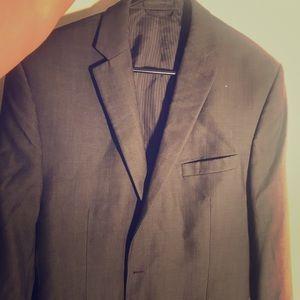 Calvin Klein Dark Grey Blazer